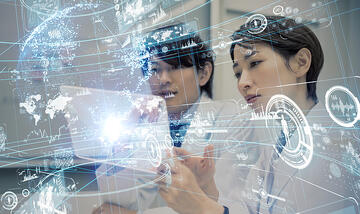 医療業界におけるAI活用シナリオ3選