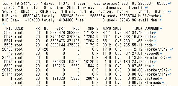 データブローカーサーバ