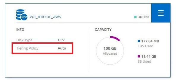 データ保存領域のクラウド移行検証 6