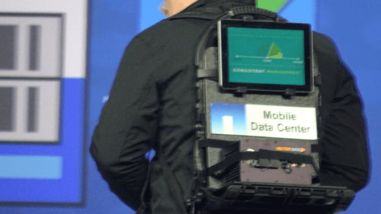 Mobile Data Center