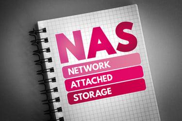 【初心者向け】今さら聞けないNAS(Network Attached Storage)について3分で解説
