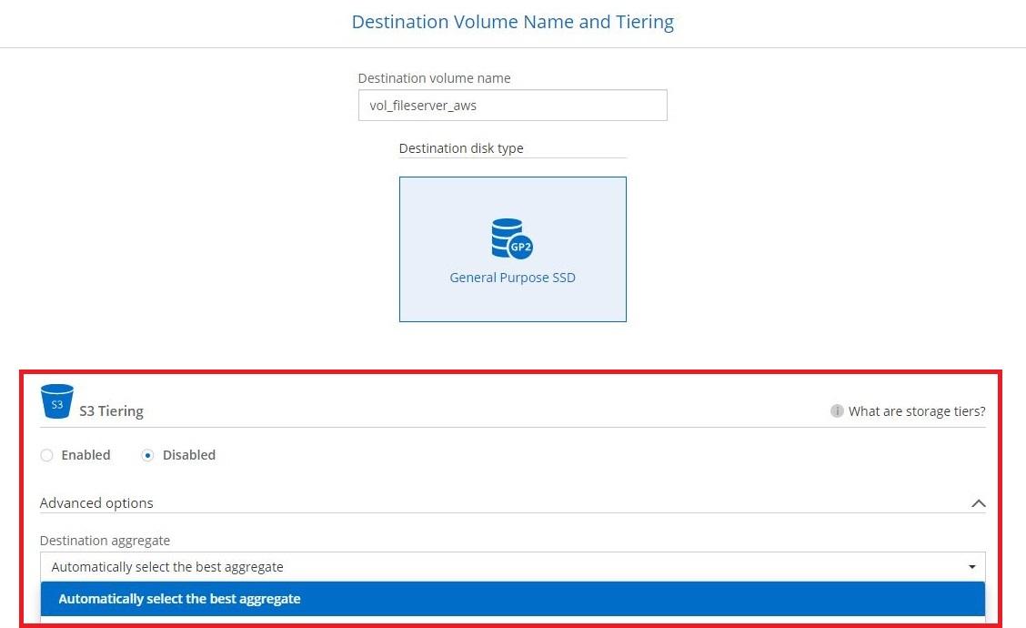 データ保存領域のクラウド移行検証 1