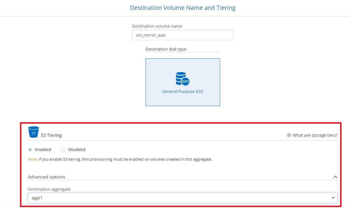 データ保存領域のクラウド移行検証 3