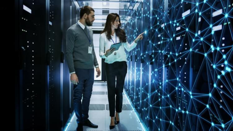 企業における次世代データセンターとは?その在り方や要件などについて